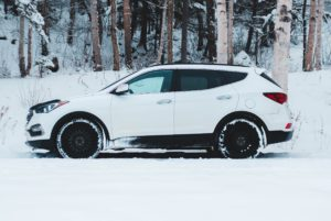 Should I have winter tires or all-season tires for my vehicle